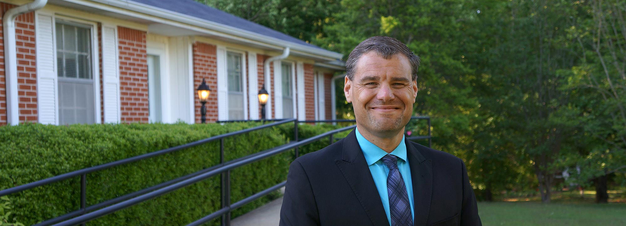Lance Evans, Superintendent