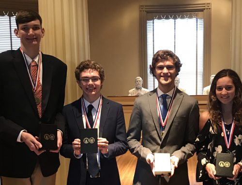 NAHS Students Earn Congressional Awards