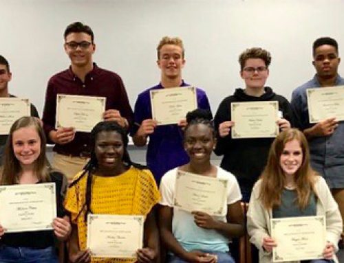 Perfect Scores – New Albany High School
