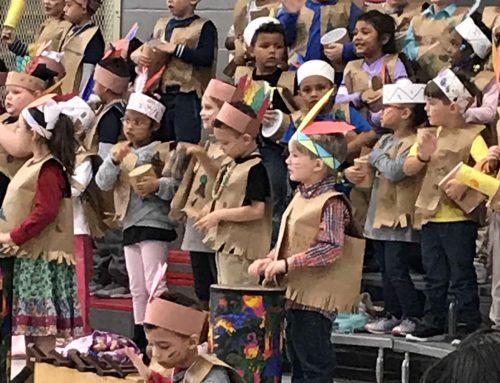 Kindergarten Powwow
