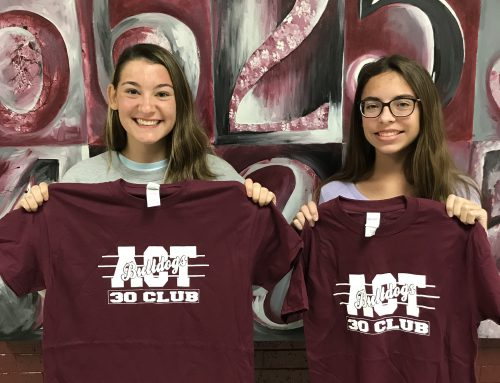 NAHS ACT 30+ Club-Everett & Gafford