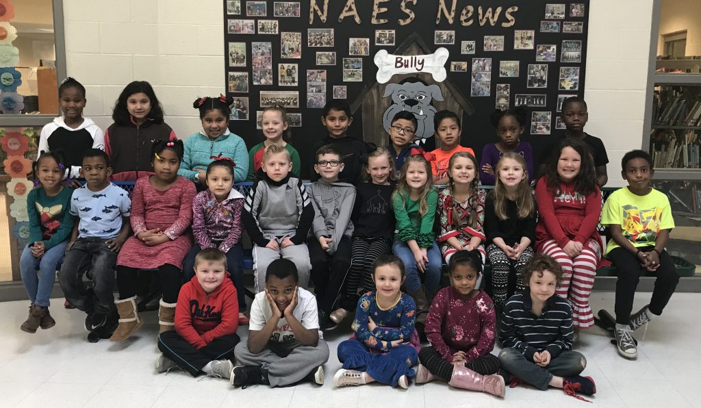 December Students of the Month-NAES - New Albany Schools