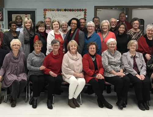 New Albany School District Hosts Luncheon for Retired Teachers