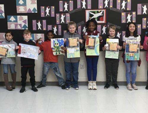 Smokey the Bear & Woodsy Owl Contest Winners – NAES