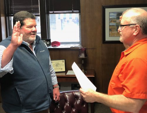 Sam Creekmore Appointed to Another School Board Term