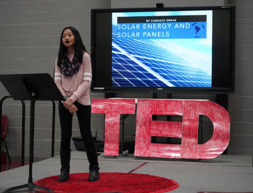 5th Grade EXCEL Presents TED Talks