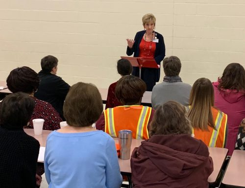 NAES Celebrates Heart Health Month With Staff Wellness Event
