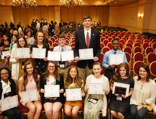 FBLA State Conference Winners 2019