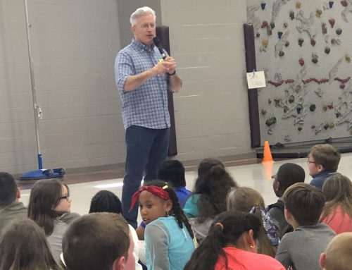 NAES Students Learn About Symphony