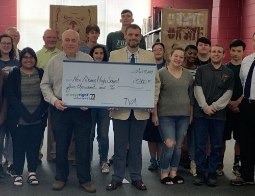 TVA Partnership Awards New Albany High School STEM Grant