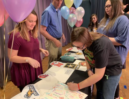 College Signing Day – NAHS