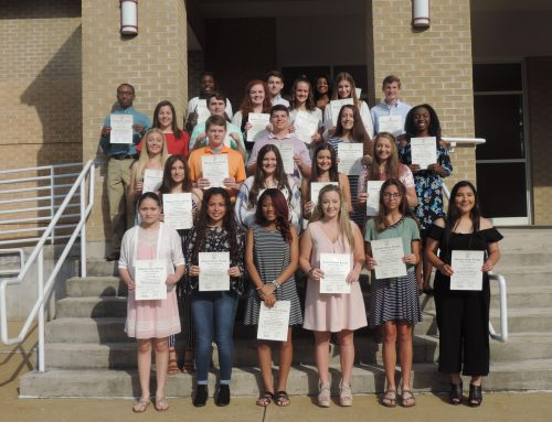 National Honor Society – New Albany High School – 2019