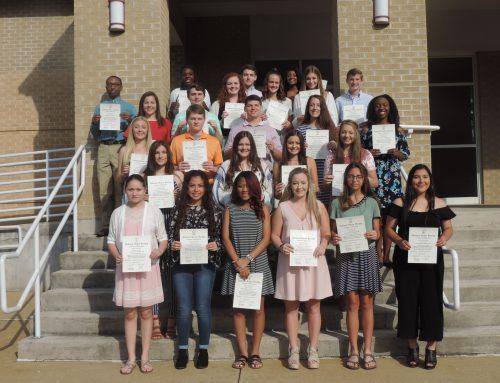 National Honor Society – New Albany High School – 2019