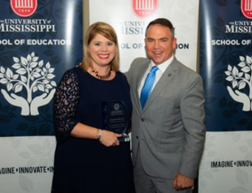NAES Teacher Honored as Practitioner of Distinction