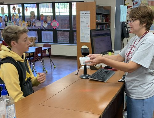 NAMS Students Can Check Out Hotspots