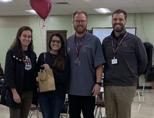 Hamilton – NAMS Teacher of the Year