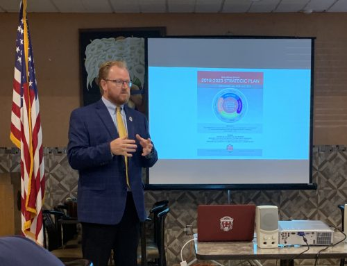 NAMS Informational Program Presented to Kiwanis