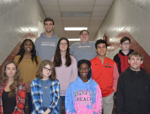 1st 9 Weeks Outstanding Students – Career & Technical Education