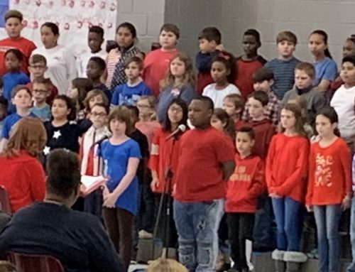 NAES Veterans Day Program