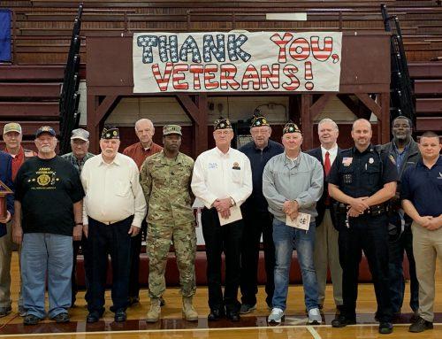 NAMS Veterans Day Program