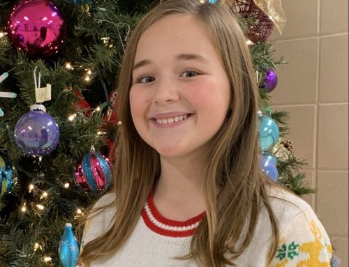 NAMS Student Selected to Participate in Wreath Laying Ceremony at Arlington