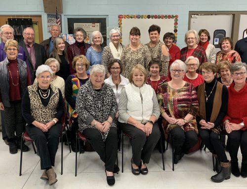 New Albany School District Hosts Luncheon forRetiredTeachers