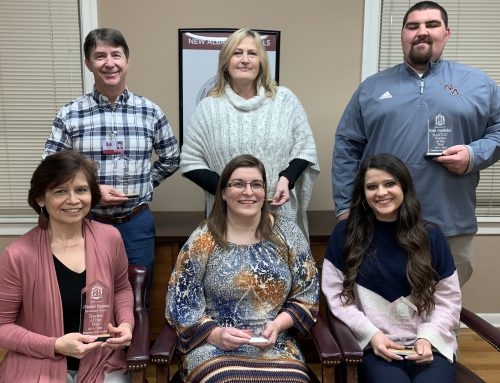 New Albany School District Teachers/Administrator of the Year
