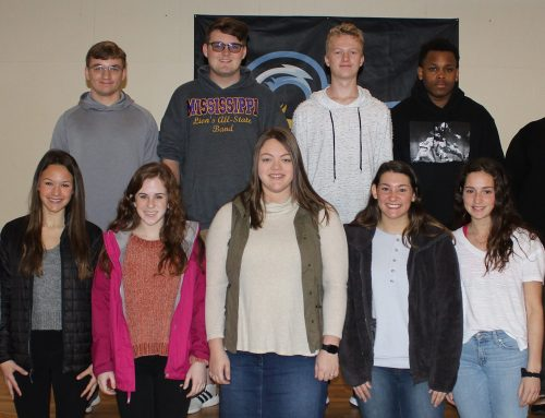 NAHS Participates in Blue Mountain College Math & Science Tournament
