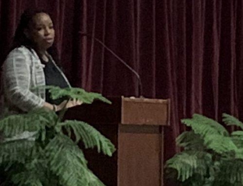 Black History Month Program at NAHS