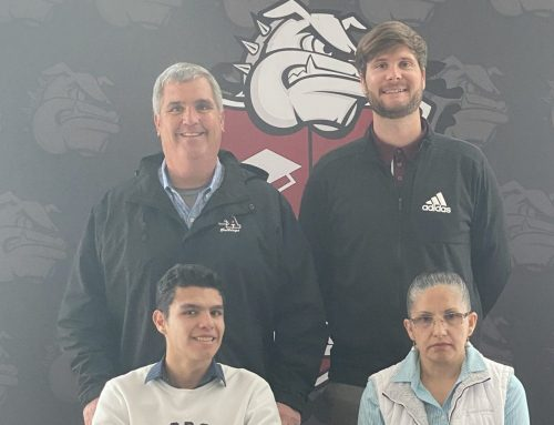 Perez Signs with ECCC Soccer