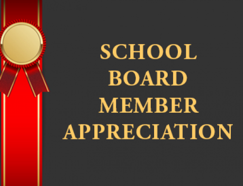 School Board Member Recognition Week is February 9-15