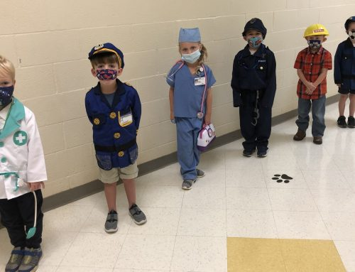 Community Helper Dress Up Day – NAES Kindergarten