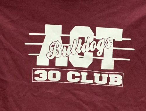 NAHS ACT 30+ Club – April 2021