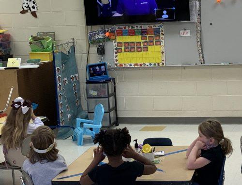 NAES Students Enjoy NED's Mindset Mission