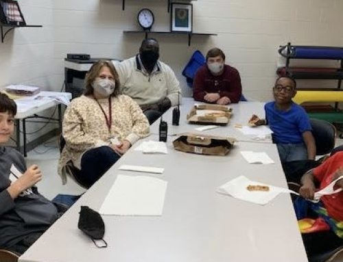 Pizza with the Principals-Week of November 16