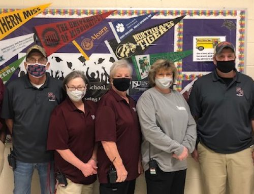 NAES December Employees of Month