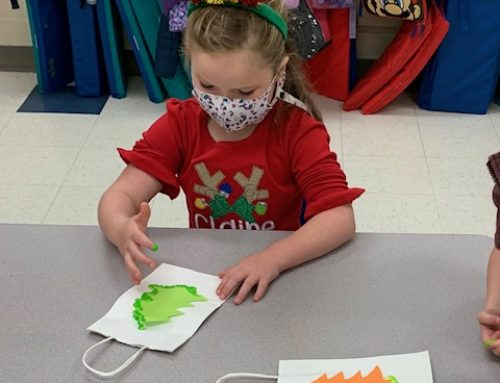 NAES PreK Christmas Project