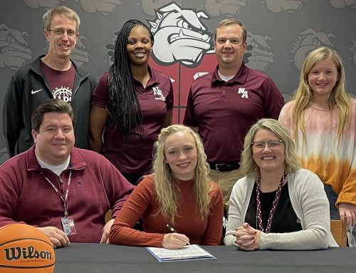 Tyer Signs to Play Basketball with Blue Mountain College