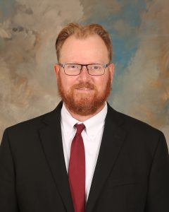 NAMS Principal Paul Henry