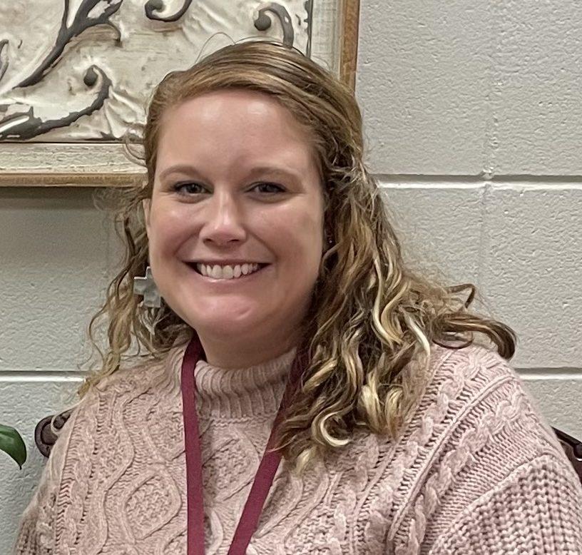 Lauren Stanford, New Albany Middle School Teacher