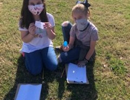 Easter Egg Hunt Math Review – 3rd Grade