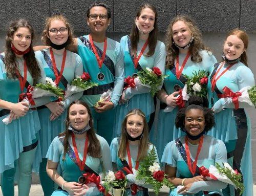 NAHS Band Wins at MS Indoor Championships