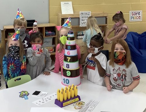 PreK Students Have Fun Learning about Dr. Seuss' Birthday