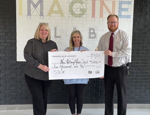 TVA Partnership Awards New Albany Middle School STEM Grant
