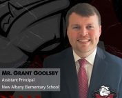 NAES Assistant Principal Grant Goolsby