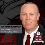 NAHS Principal Matt Buchanan
