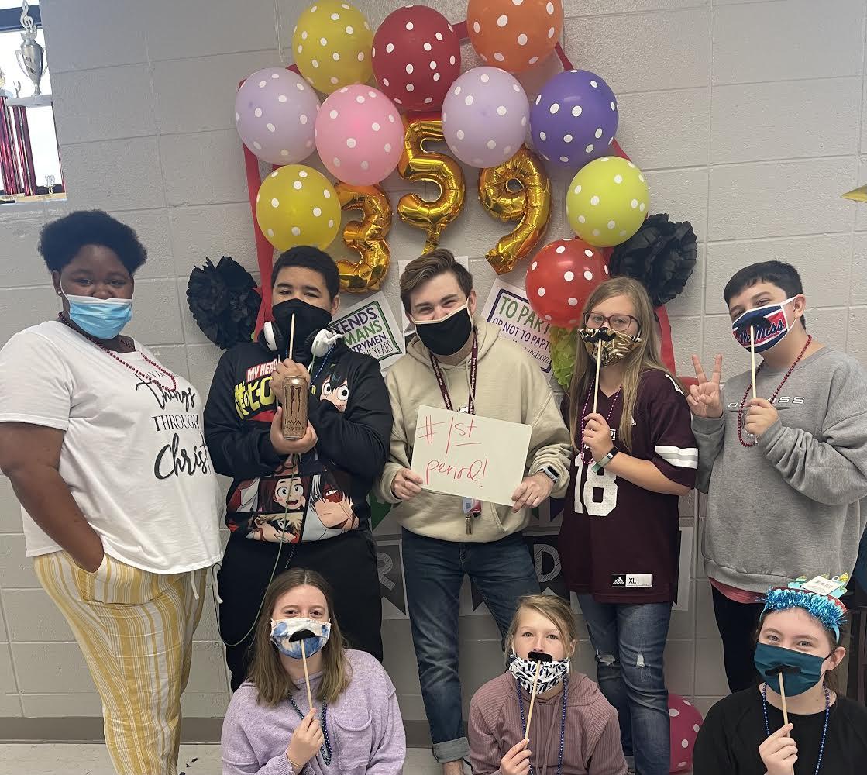 NAMS Theatre Class Celebrated Shakespeare's Birthday