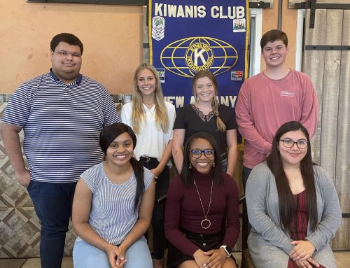 Kiwanis Club Scholarship Recipients