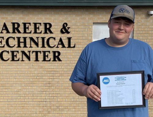 Smith Receives 10 ASE Certifications