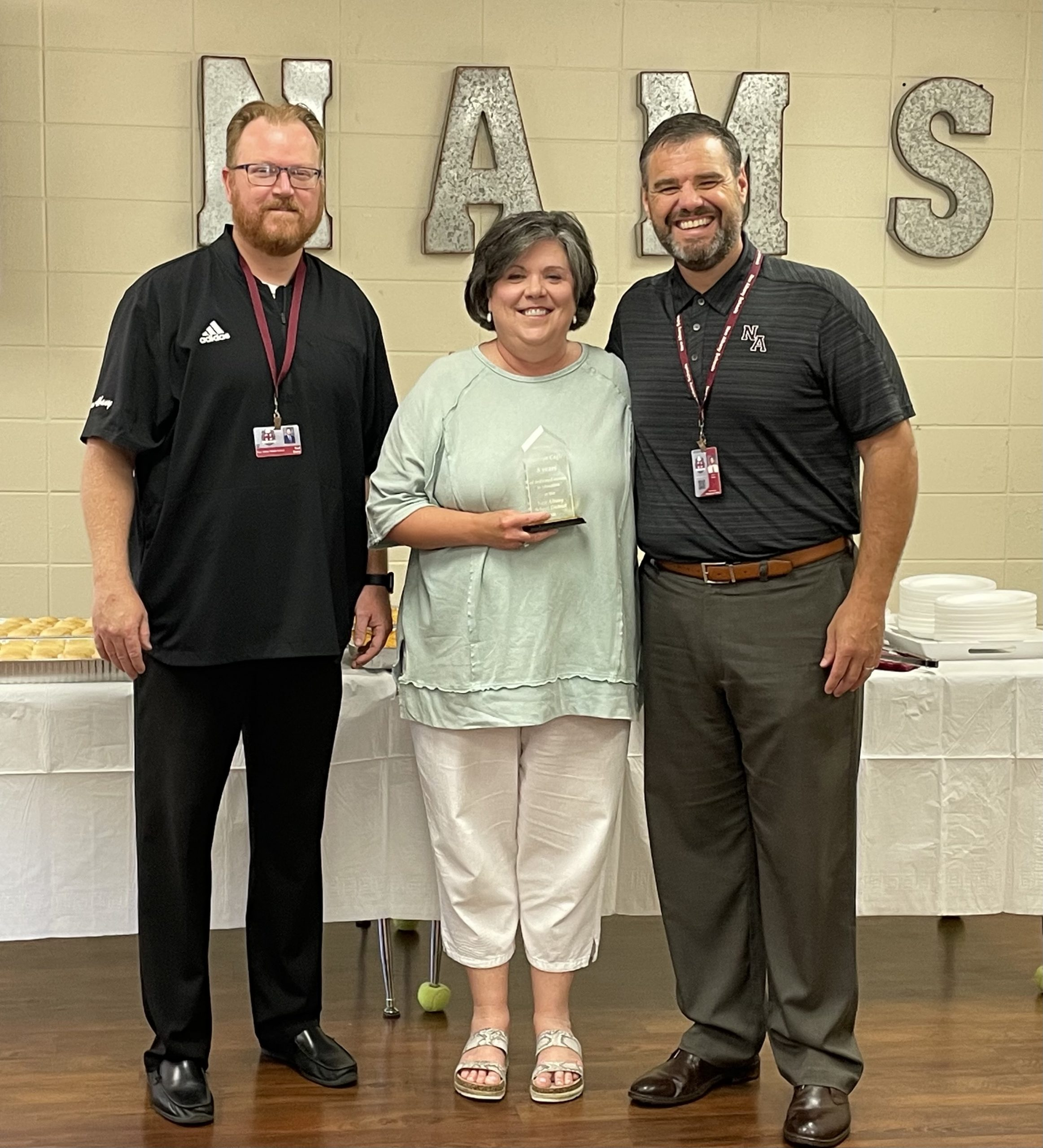 Kathryn Cagle - Retirement Luncheon